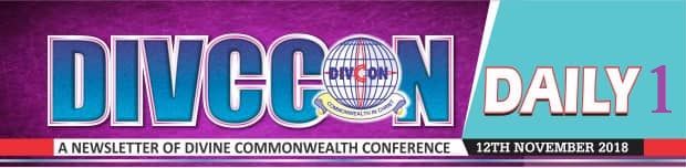 GOD WILL RESTORE NIGERIA'S UNITY, PRIMATE OKOH DECLARES AS DIVCCON 8 GETS UNDERWAY