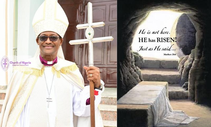 Primate Ndukuba Easter Sunday (2)