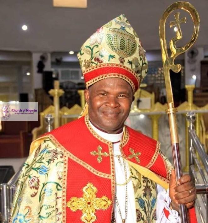 Rt. Rev'd Chukwuma Oparah