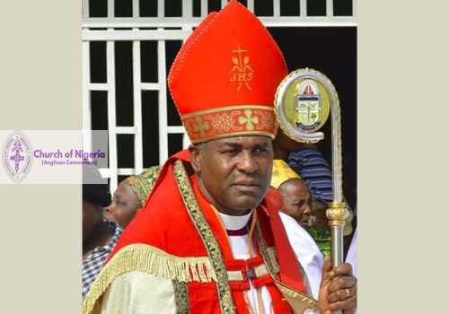Rt. Rev'd Joseph Olusola, Bishop of Ijesha North-East (1)