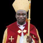 Rt. Rev'd Timothy Yahaya, Bishop of Kaduna