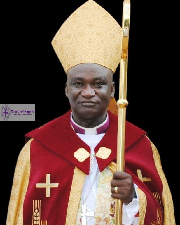 Rt. Rev'd Timothy Yahaya, Bishop of Kaduna
