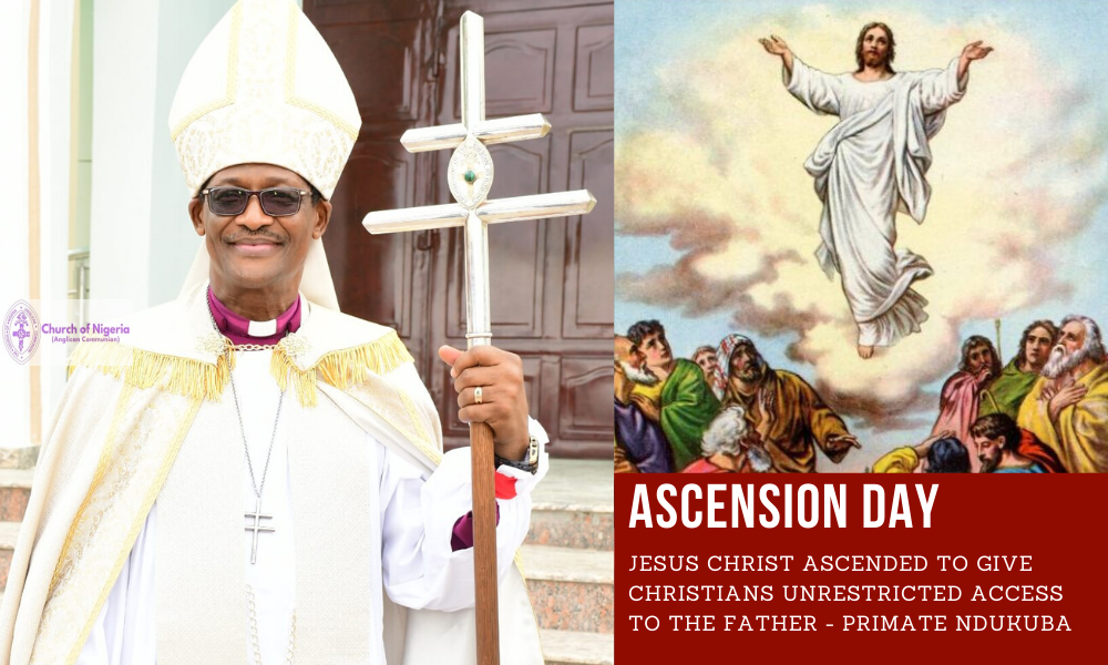 Primate Ndukuba Ascension Day (2)