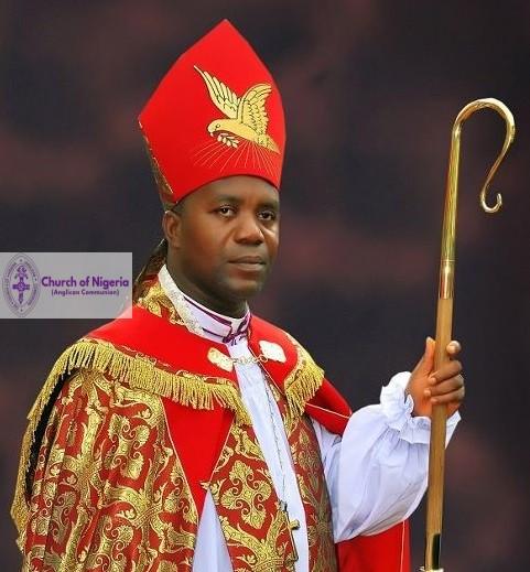 Rt. Rev'd. Ephraim Okechukwu Ikeakor