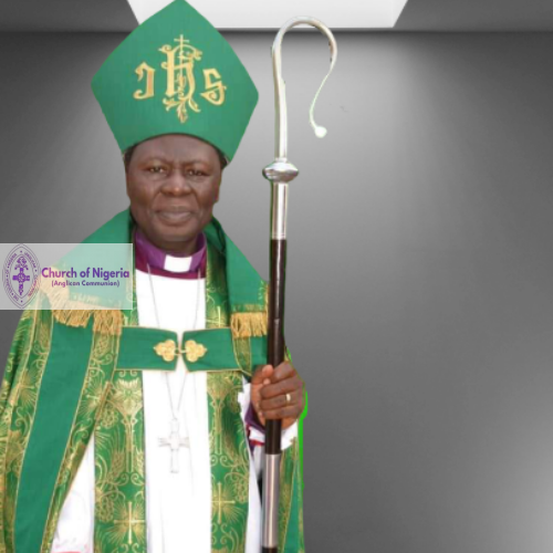 The Most Rev'd Emmanuel Egbunu, Bishop of Lokoja Anglican Diocese