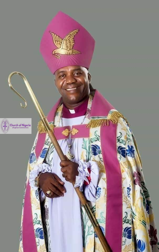 The Rt. Rev'd Ephraim Ikeakor, Bishop of the Diocese of Amichi