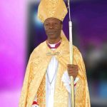 Rt Revd Felix Olorunfemi, the Bishop of Etsako Diocese