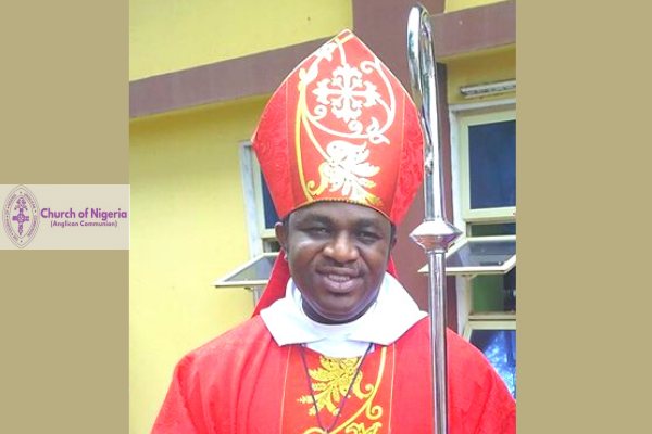 Rt. Rev'd Festus Sobanke, Bishop of Omu-Aran Missionary Diocese