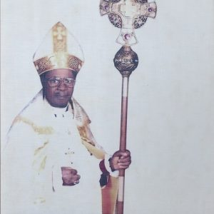 Most Rev'd Adetiloye Church on Nigeria