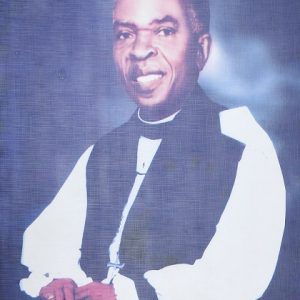 Most Rev'd Olufosoye